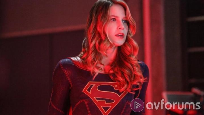 Supergirl Season 2 Picture Quality