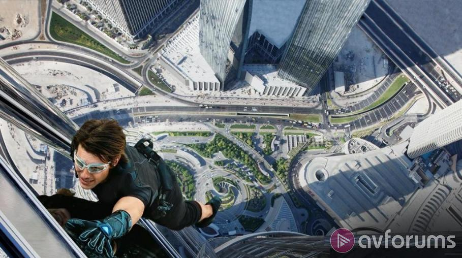 Mission: Impossible - Ghost Protocol (The IMAX Experience) Review