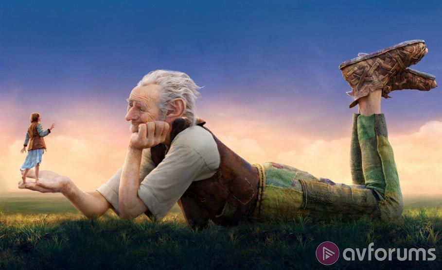 The Bfg Film Review The Bfg Movie Review Avforums