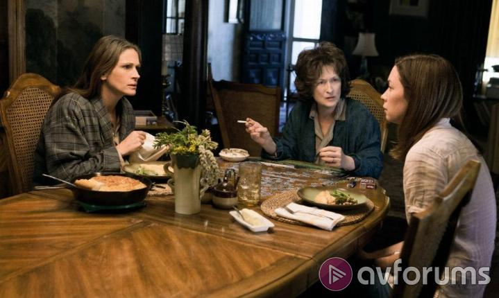 August: Osage County Osage County Blu-ray Extras