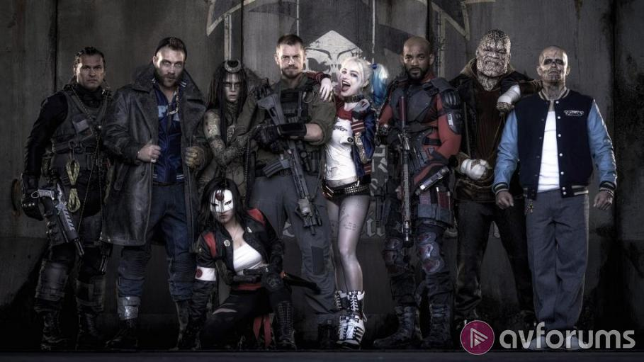Suicide Squad Ultra HD Blu-ray Review