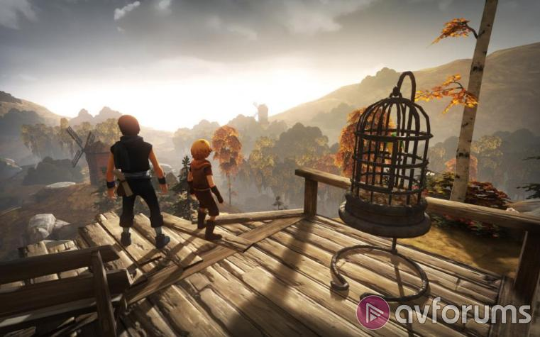 Brothers: A Tale of Two Sons Controls