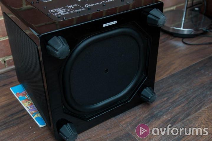 GoldenEar SuperSub X Sound Quality