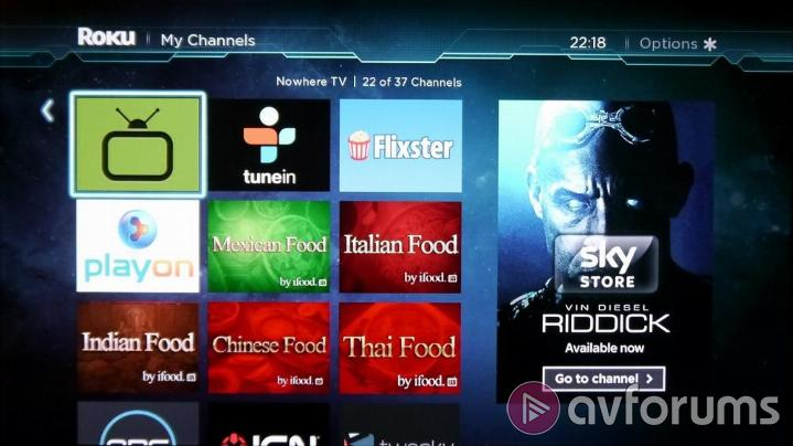 Roku 1 Media Streaming Player Review | AVForums