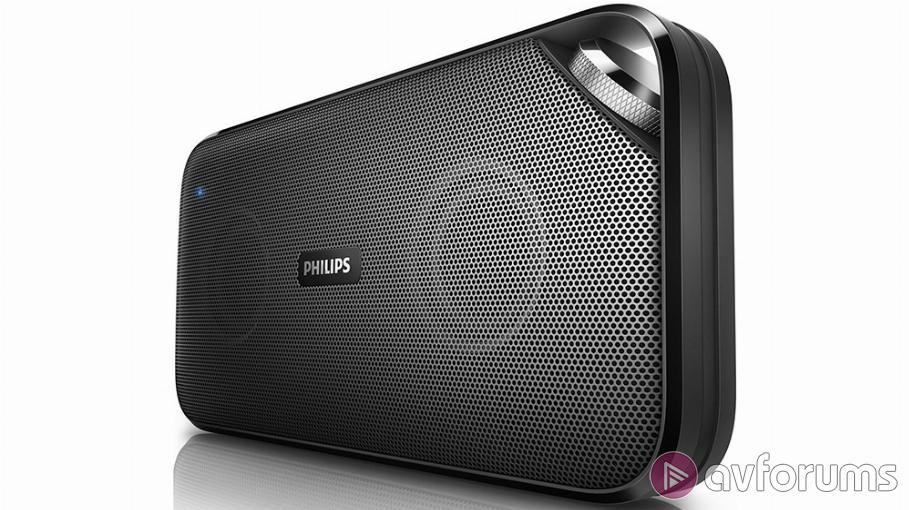 philips bt3500 bluetooth speaker review avforums. Black Bedroom Furniture Sets. Home Design Ideas