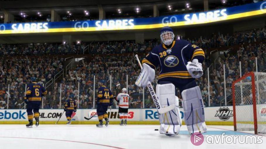 NHL 13 Xbox 360 Review