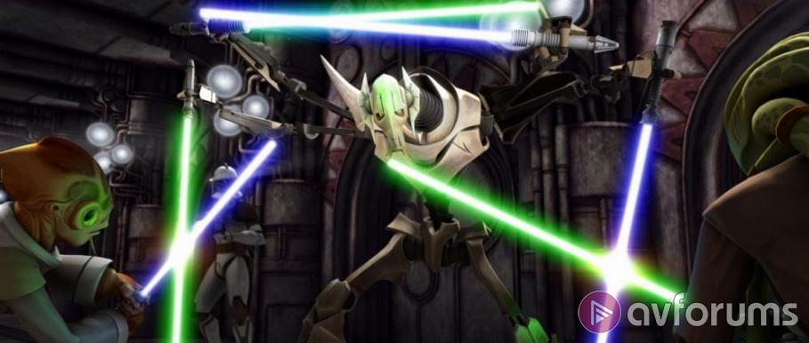 Star Wars: The Clone Wars Blu-ray Review