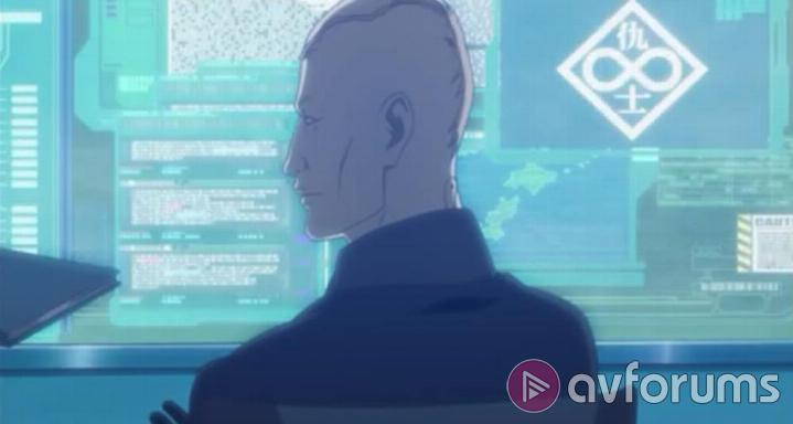 Ghost in the Shell: Stand Alone Complex - The Individual Eleven Picture Quality