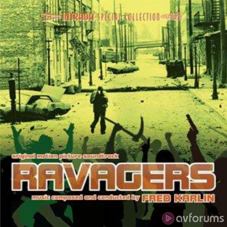 Ravagers Soundtrack Review