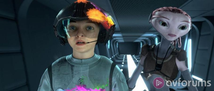 Mars Needs Moms 3D Blu-ray Review