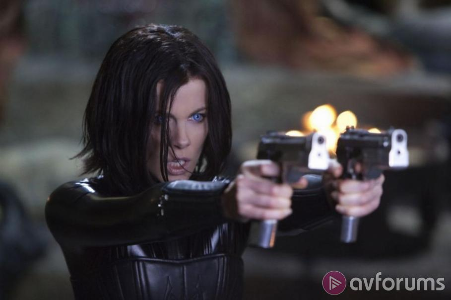 Underworld: Awakening 3D Blu-ray Review