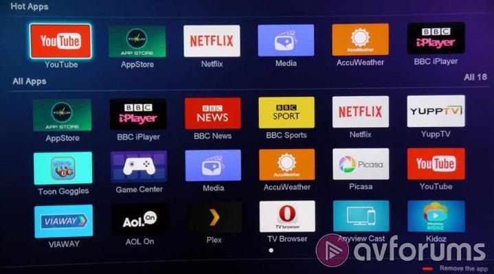 Hisense 65H10C Ultra HD 4K HDR TV | AVForums