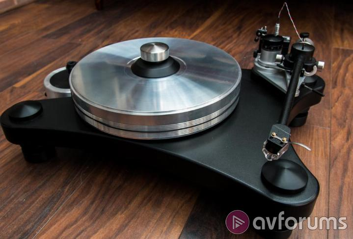 VPI Prime Turntable  Design