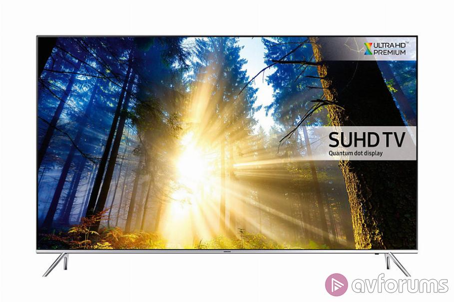 Samsung KS7000 (UE55KS7000) UHD 4K TV Review