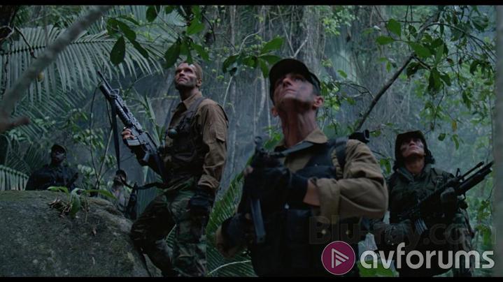 Predator - Rumble in the Jungle, Arnie Style | AVForums