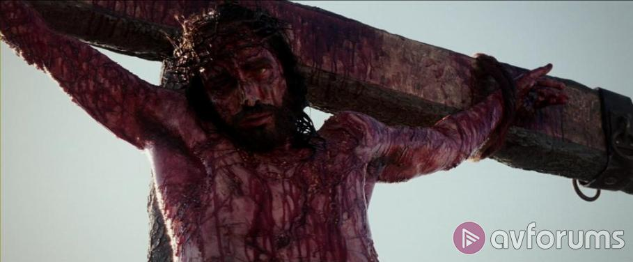 The Passion Of The Christ: The Definitive Edition Blu-ray Review