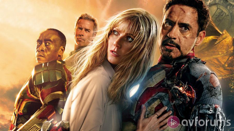 Iron Man 3 4K Blu-ray Review   AVForums