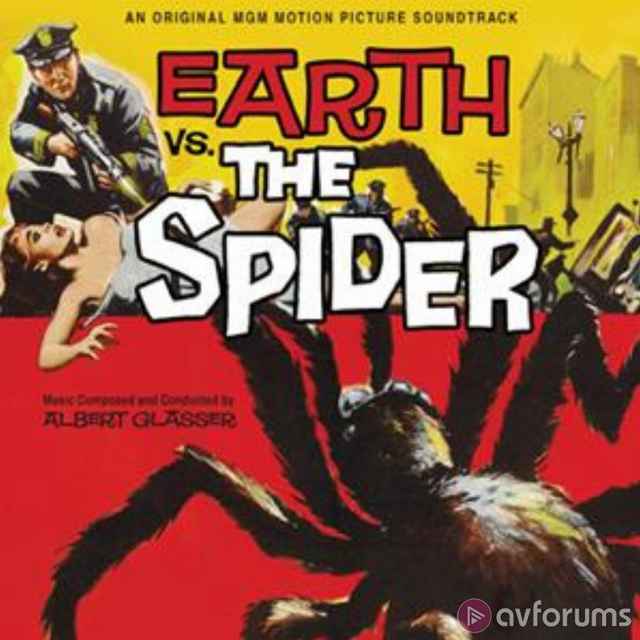 Earth Vs. The Spider - Original Motion Picture Soundtrack Soundtrack Review