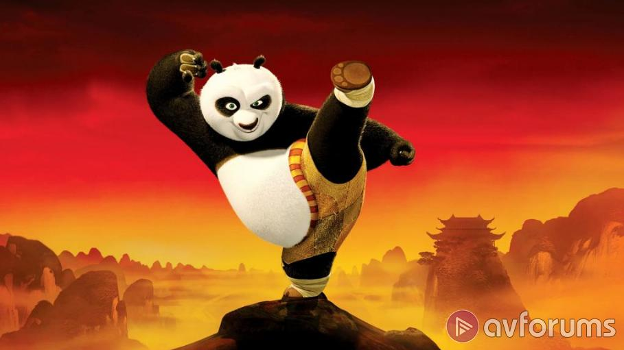 Kung Fu Panda 3D Blu-ray Review