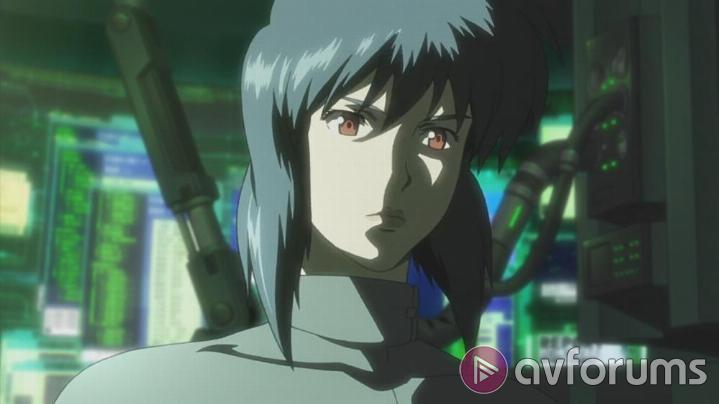 Ghost in the Shell: Stand Alone Complex - Solid State Society Picture Quality