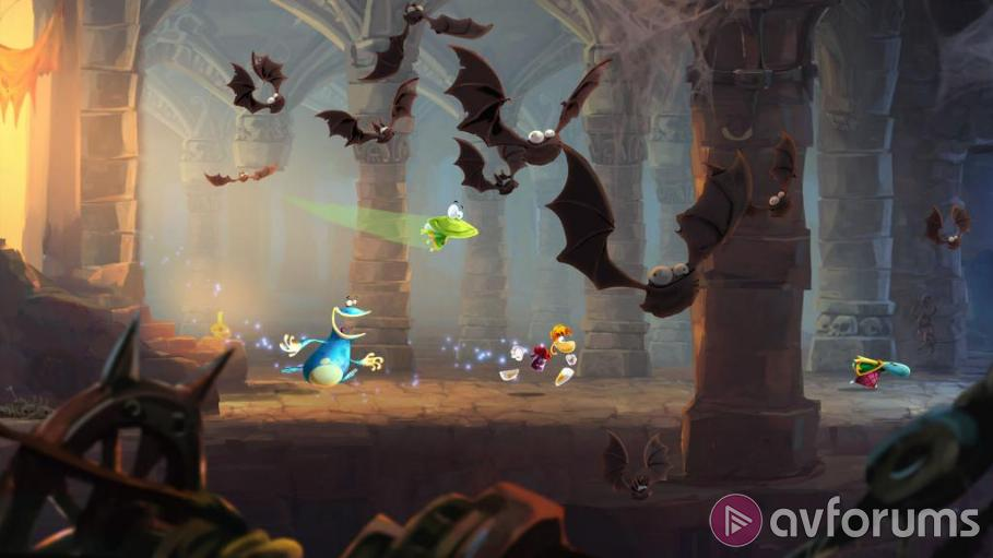 Rayman Legends Wii U Review