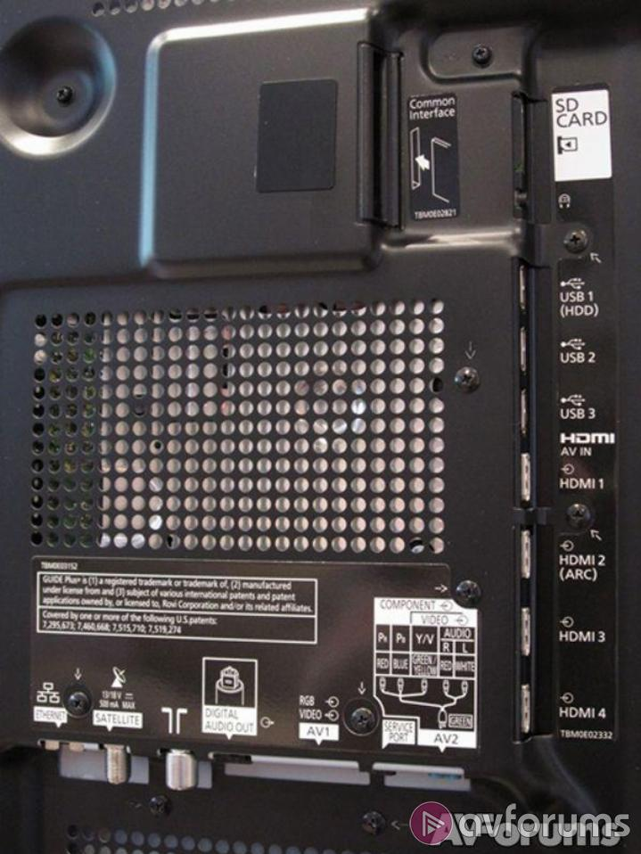 Panasonic Vt50 Tx P65vt50 65 Inch 3d Plasma Tv Review