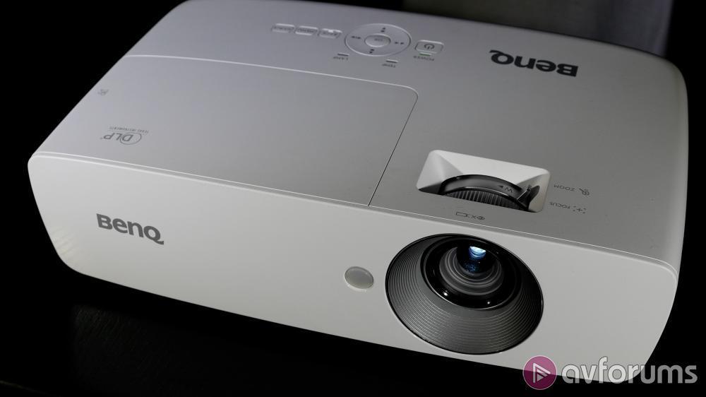 benq 1080p dlp projector review avforums. Black Bedroom Furniture Sets. Home Design Ideas