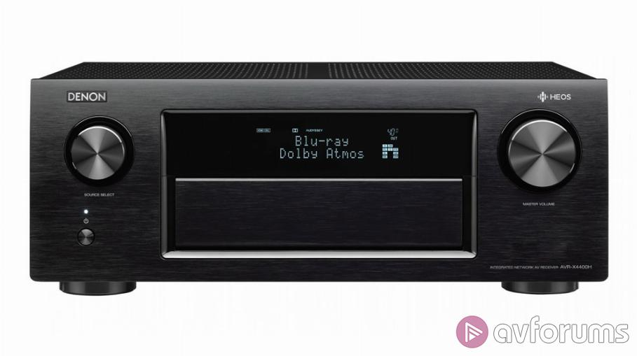 Denon AVR-X4400H 9.2 Channel AV Receiver Review