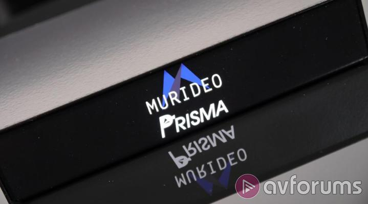 Murideo Prisma Design, Connections and Control