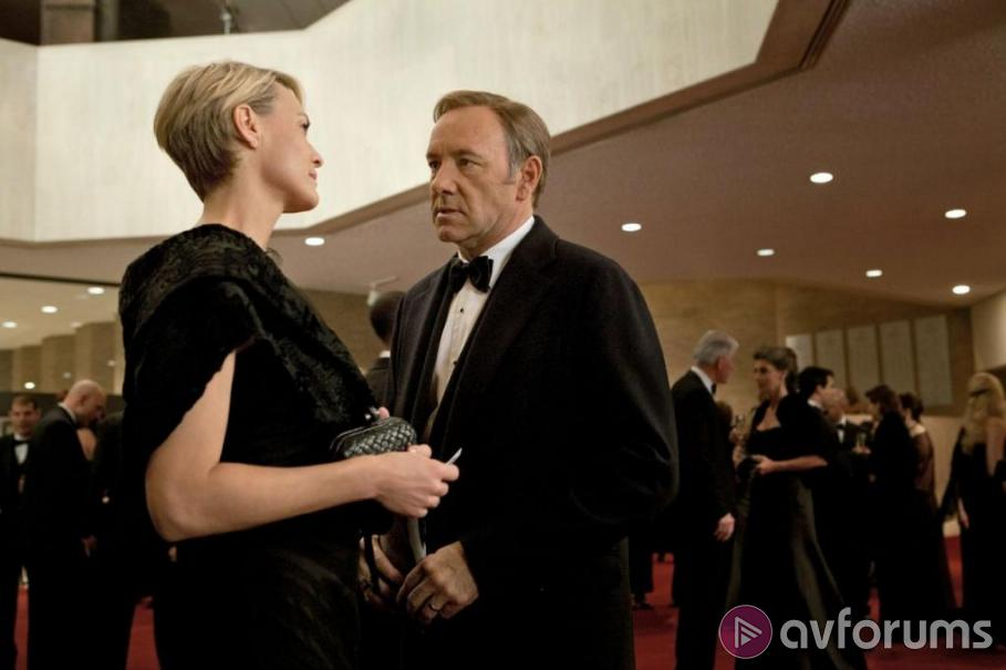 House of Cards Season One Blu-ray Review