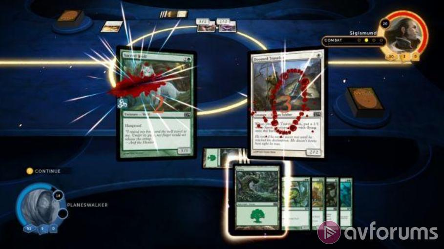 Magic: The Gathering - Duels of the Planeswalkers 2014 Xbox 360 Review
