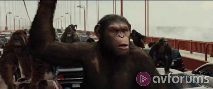 Rise of the Planet of the Apes Extras
