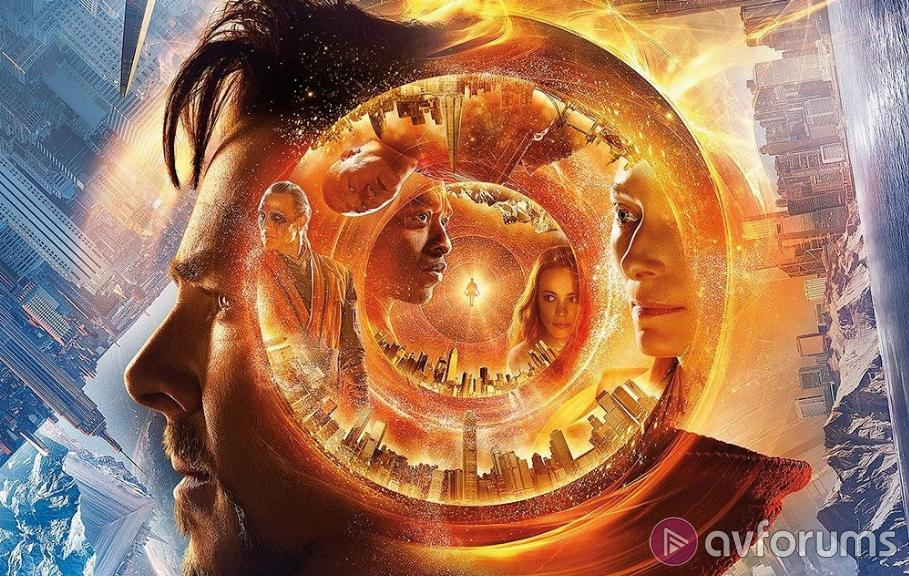 Doctor Strange Blu-ray Review