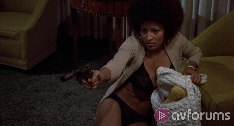 Coffy Blu-ray Sound Quality