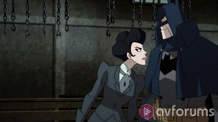 Batman: Gotham By Gaslight Extras