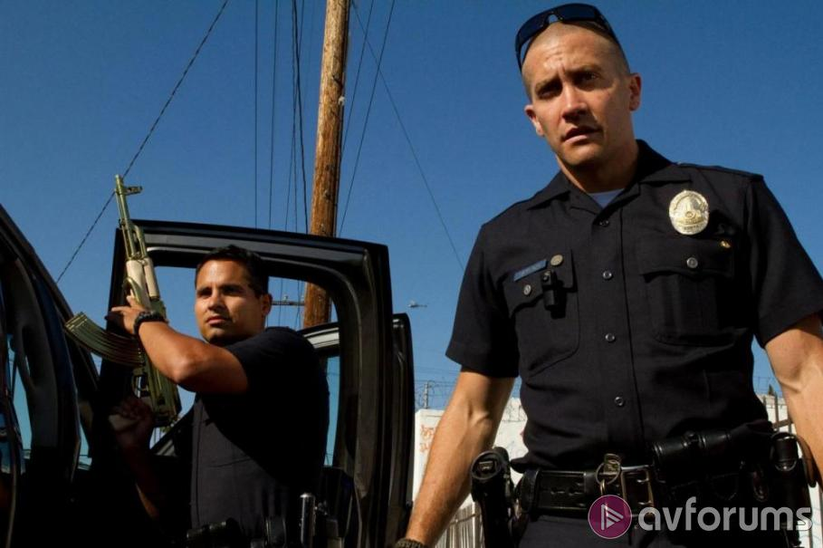 End of Watch Steelbook Edition Blu-ray Review
