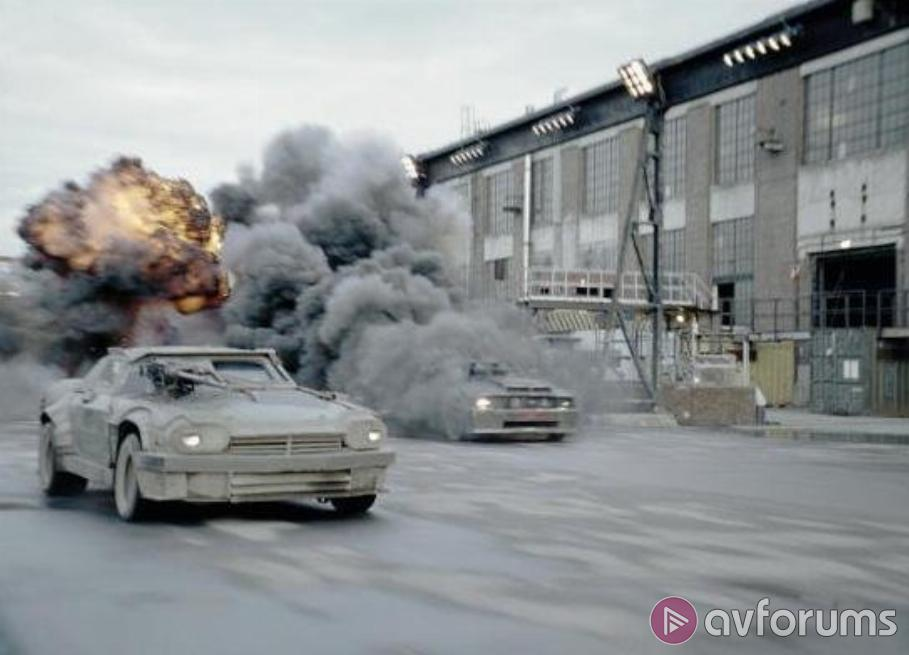 Death Race Blu-ray Review
