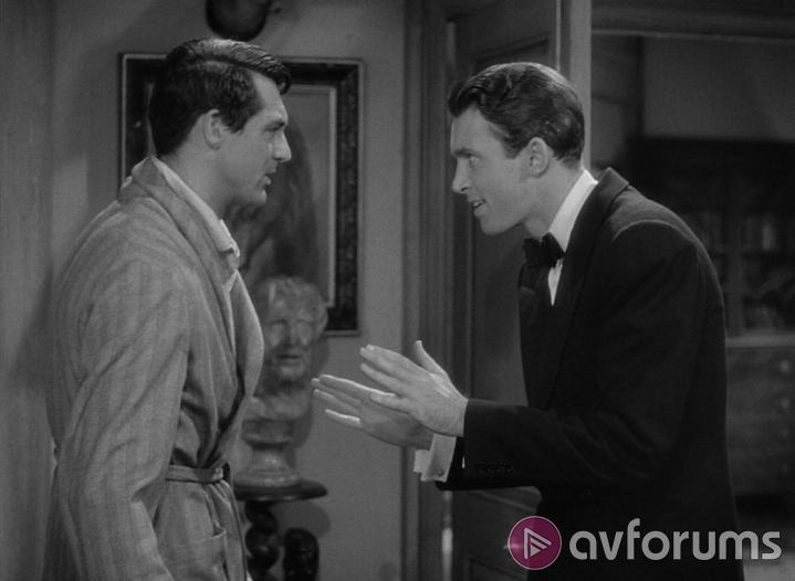 The Philadelphia Story Picture Quality