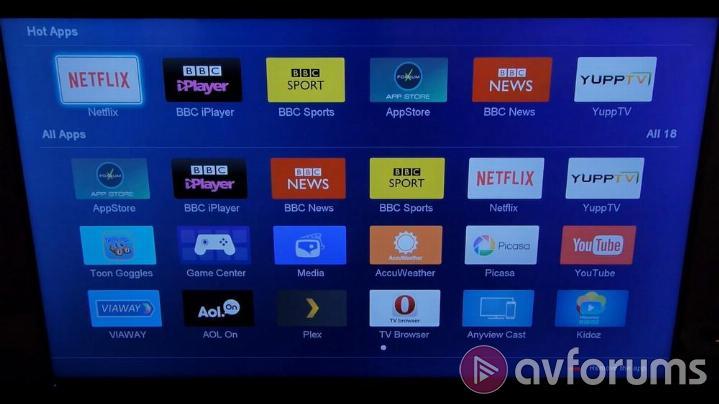 Hisense 55K321 4K UHD TV Review | AVForums
