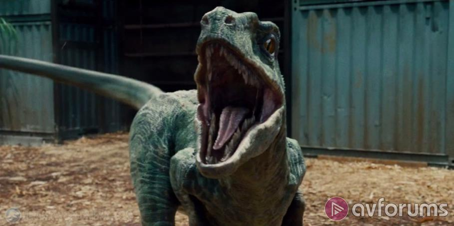 Jurassic World 4K Ultra HD Blu-ray Review