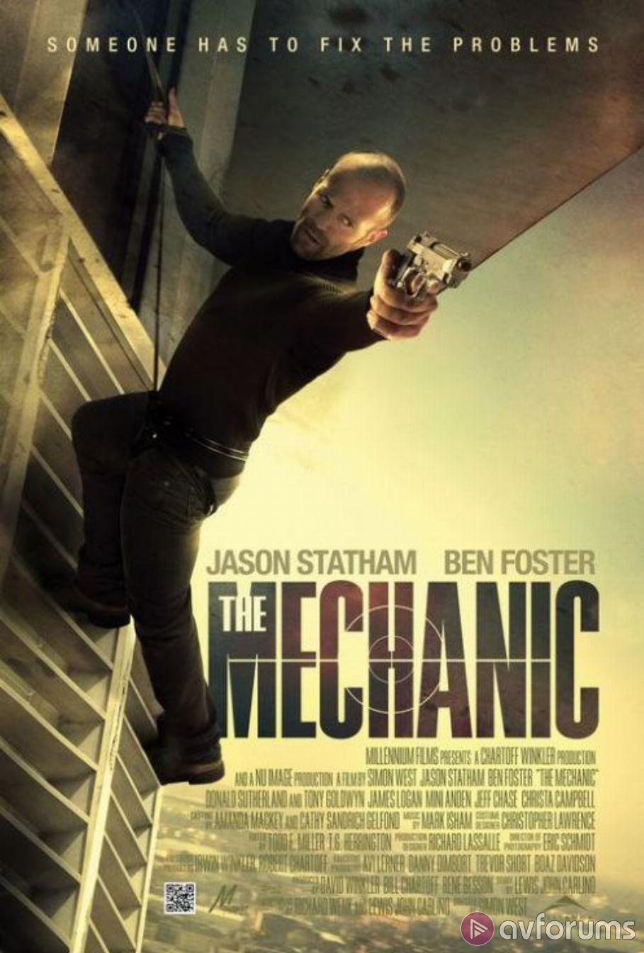 The Mechanic Review