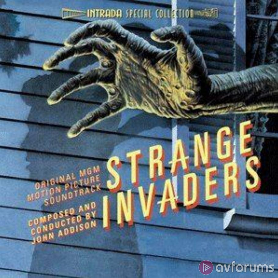 Strange Invaders - Original Motion Picture Soundtrack Soundtrack Review