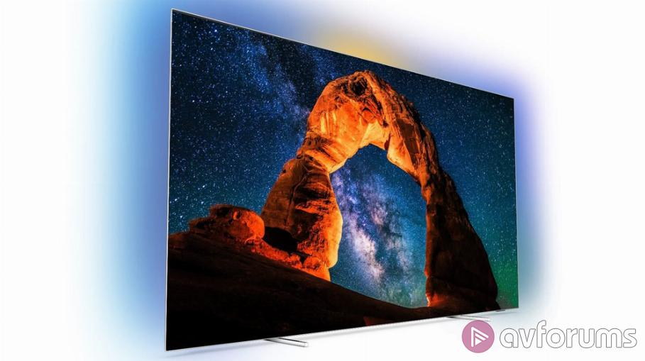 Philips 55OLED803 4K TV Preview