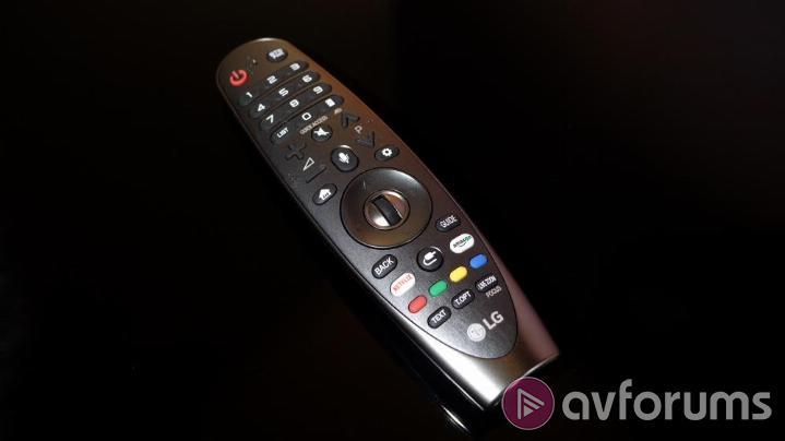 LG OLED55B8SLC OLED TV Review | AVForums