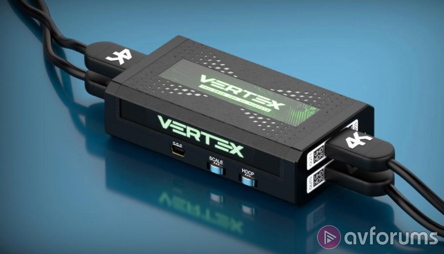 HDFury Vertex Review