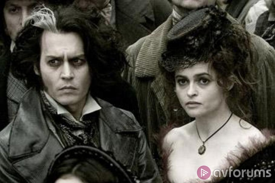 Sweeney Todd: The Demon Barber of Fleet Street Blu-ray Review