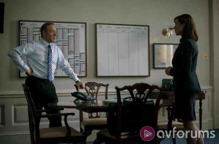 House of Cards - The Complete Second Season Video