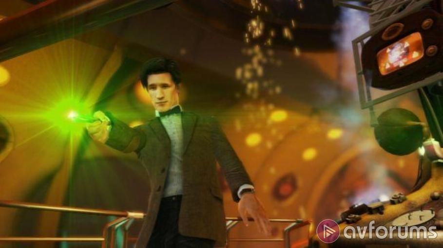 Doctor Who: The Eternity Clock PS3 Review