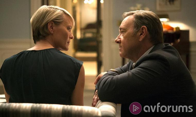 House of Cards - The Complete Third Season Blu-ray Picture Quality
