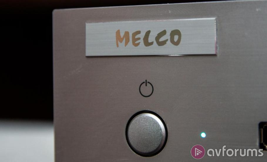 Melco N1A High Res Digital Music Library Review